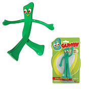 Gumby and Friends Gumby Bendable Figure