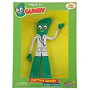 Gumby Doctor Gumby Bendable Figure