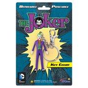 DC Comics The Joker Bendable Figure Key Chain