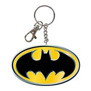 Batman Logo Bendable Key Chain