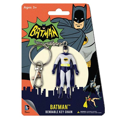 Batman Classic TV Series Batman Figural Key Chain