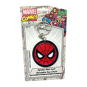 Spider-Man Eyes 3-Inch Bendable Key Chain
