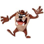 Looney Tunes Taz Tasmanian Devil Bendable Action Figure