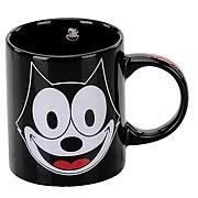 Felix the Cat Felix Face Ceramic Mug