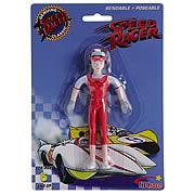 Speed Racer Trixie Bendable Figure