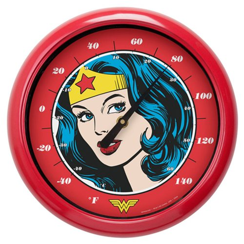 Wonder Woman 10-Inch Thermometer
