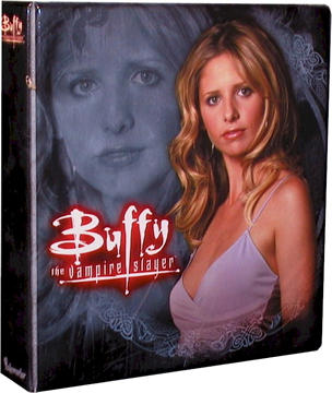 Buffy Series 5 Collector Album