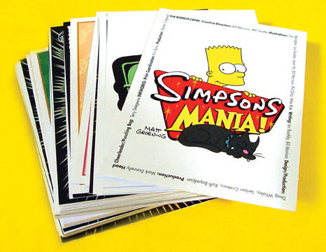 Simpsons Mania Basic Set