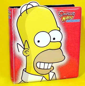 Simpsons Mania Album
