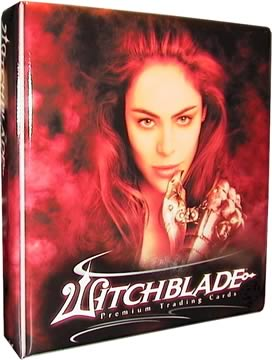 Witchblade Season 1 Card Album