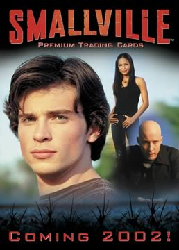 Smallville Trading Card 5-Pack