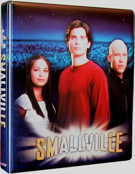 Smallville Trading Card Album