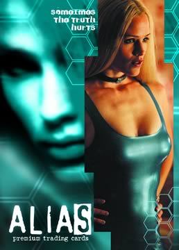 Alias Series One Trading Cards 6-Pack