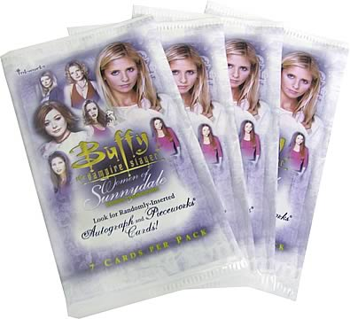 Buffy: Women of Sunnydale Trading Cards Pack