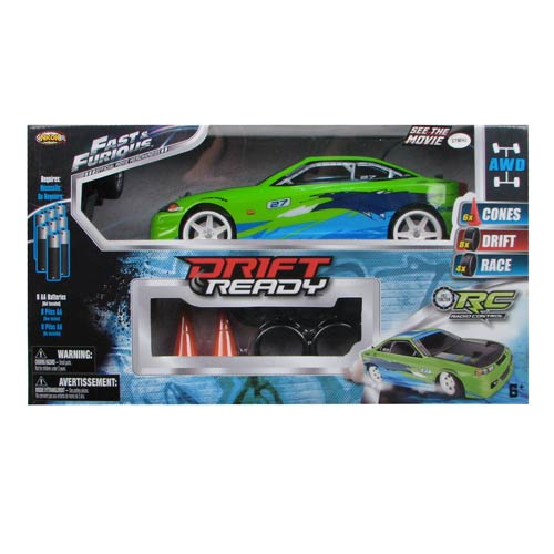 Fast & Furious Brian's Mitsubishi Eclipse 1:16 R/C Vehicle