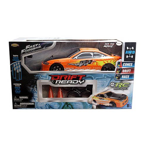 Fast & Furious Brian's Toyota Supra MKIV 1:16 R/C Vehicle