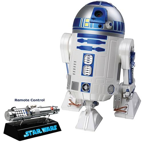 Star Wars R2-D2 Web Cam and VOIP Phone