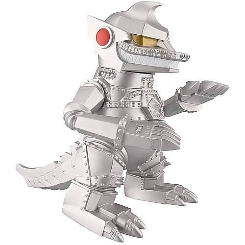 MechaGodzilla Super Deformed 5 1/2-Inch Figure, Not Mint