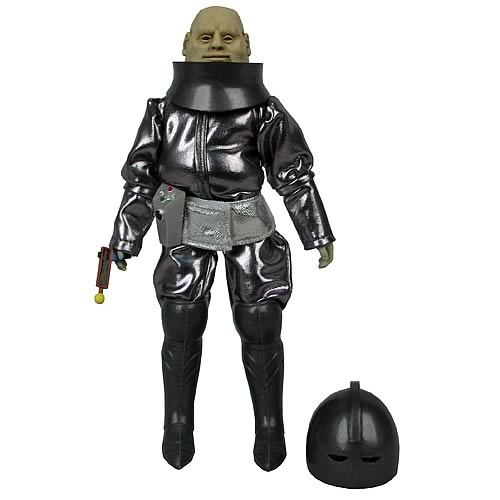 Doctor Who Sontaran Field Major Styre Figure, Not Mint