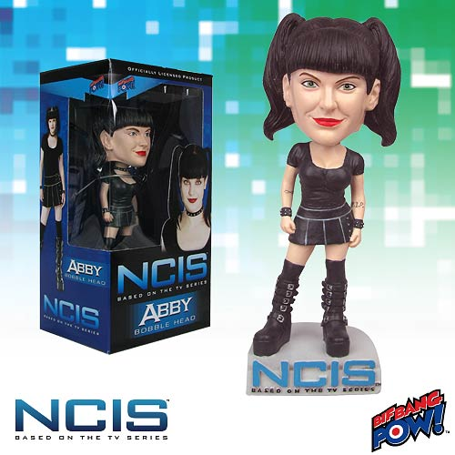 NCIS Abby Sciuto Bobble Head, Not Mint