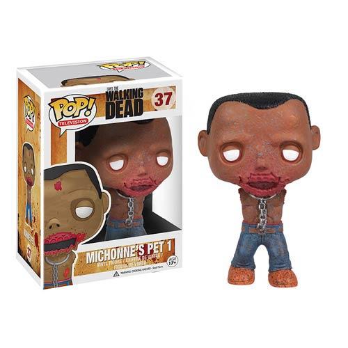 Walking Dead Michonne's Pet 1 Pop! Vinyl Figure, Not Mint