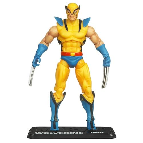 Marvel Universe Wolverine (1st Appearance) Action Figure, NM