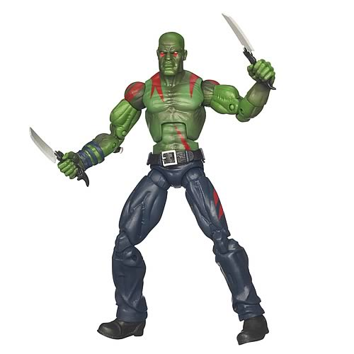 Marvel Legends 2012 Drax Action Figure, Not Mint