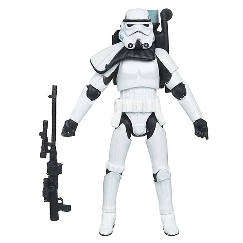 Star Wars Vintage Sandtrooper Action Figure, Not Mint