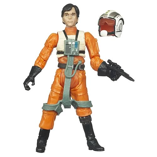 Star Wars Vintage Wedge Antilles Action Figure, Not Mint