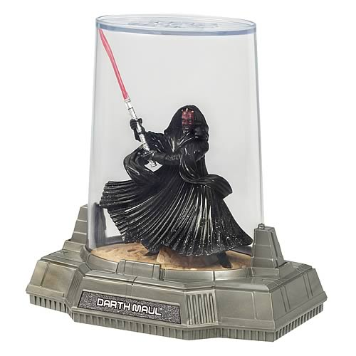 Star Wars Titanium Series Darth Maul Die-Cast Metal Figure