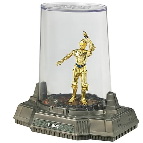 Star Wars Titanium Series C-3PO Die-Cast Metal Action Figure