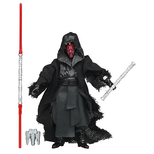 Star Wars 2012 Vintage Episode 1 Darth Maul Figure, Not Mint