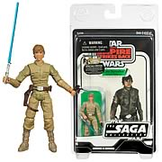 Star Wars 2007 Vintage Luke Skywalker (Bespin) Action Figure