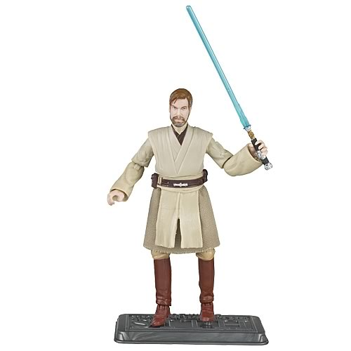 Star Wars 30th Anniversary Obi-Wan Kenobi Action Figurre
