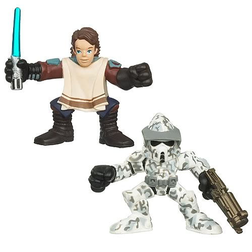 Star Wars Galactic Heroes Anakin Skywalker & ARF Trooper, NM