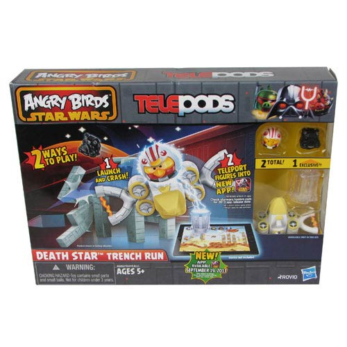 Star Wars Angry Birds Telepod Vehicle Pack Wave , Not Mint