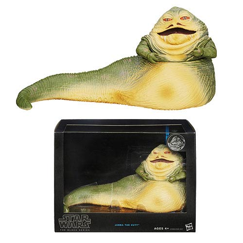 Star Wars Black Series Jabba the Hutt Figure, Not Mint