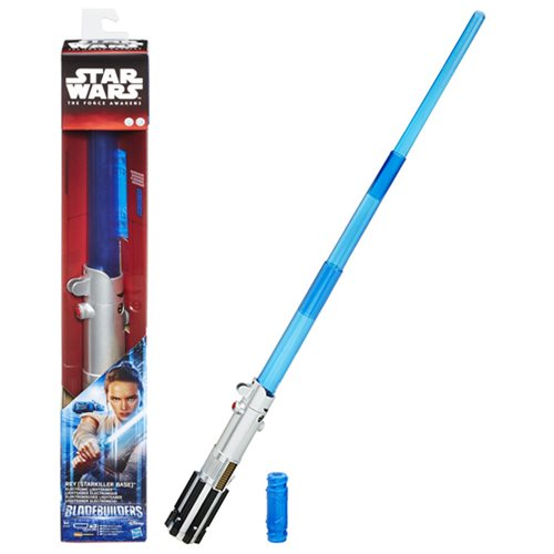 Star Wars TFA Rey's Electronic Lightsaber, Not Mint