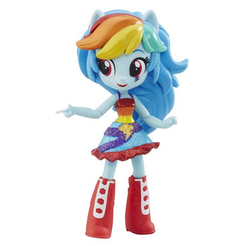My Little Pony Equestria Minis Rainbow Dash Figure, Not Mint