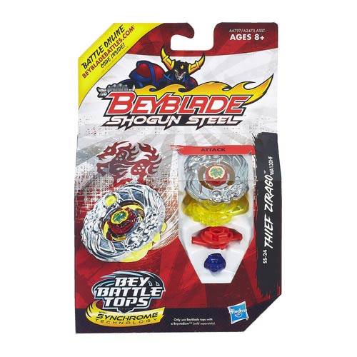 Beyblade Shogun Steel Battle Thief Zirago, Not Mint