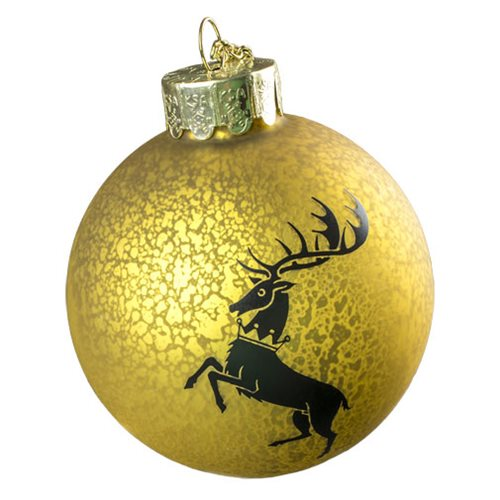 Game of Thrones House Baratheon Decal Ornament, Not Mint