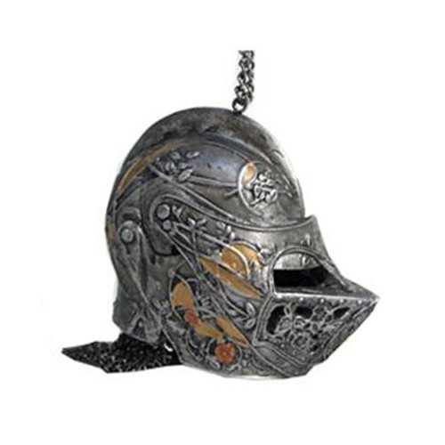 Game of Thrones Loras Helmet 4-Inch Resin Ornament, Not Mint