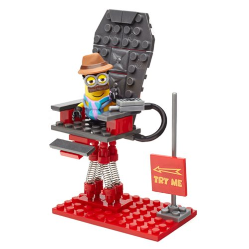 Mega Bloks Despicable Me Chair-O-Matic Playset, Not