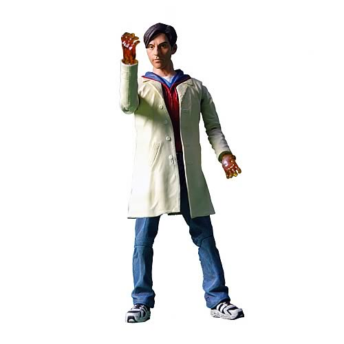 Heroes Peter Petrelli Action Figure, Not Mint