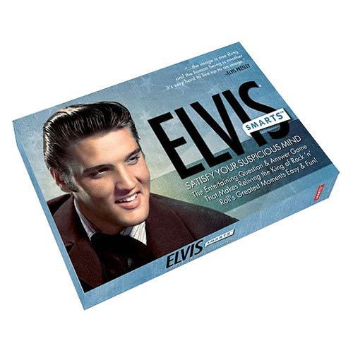 Elvis Presley Smarts Game