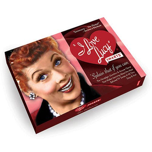 I Love Lucy Smarts Game