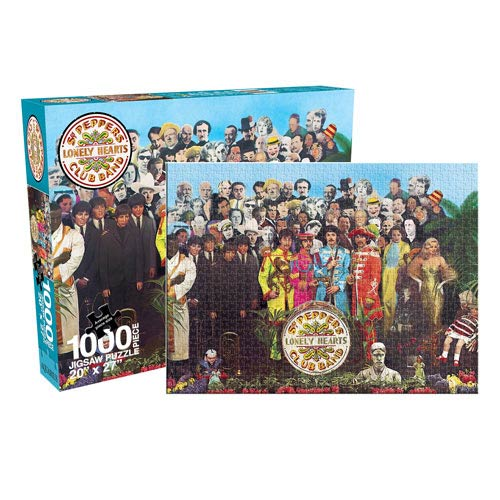 Beatles Sgt. Pepper's Lonely Hearts Club Band Puzzle