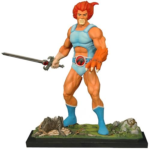 ThunderCats Lion-O Resin Statue Figure