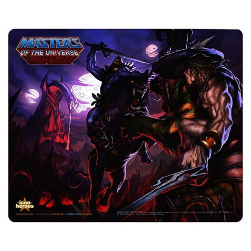 Masters of the Universe He-Man vs. Skeletor Mouse Pad