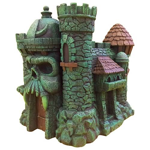 He-Man Masters of the Universe Castle Grayskull Statue